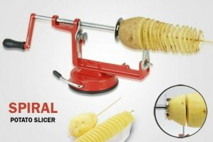 Spiral Potato Slicer Image
